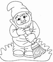 hd wallpapers coloring pictures of garden gnomes - Garden Gnome Coloring Pages
