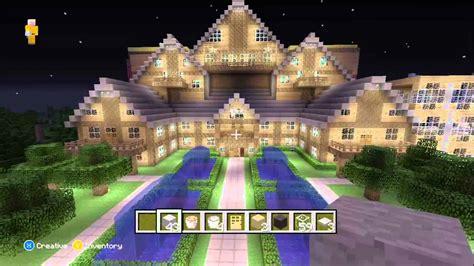 minecraft xbox  awesome world showcase youtube