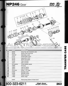 Equinox Transfer Case Diagram
