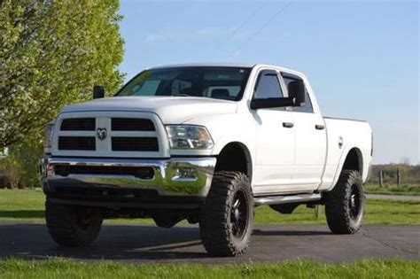 Find Used 2012 Dodge Ram 2500 Outdoorsman Crew Cab 4x4