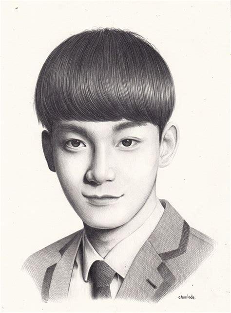 MY LIFE: รูปวาดเหมือนสวยๆของ EXO