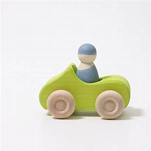 Lernspielzeug Ab 12 Monate : grimm 39 s kleines cabrio gr n mit holzfigur ab 12 monate ~ A.2002-acura-tl-radio.info Haus und Dekorationen