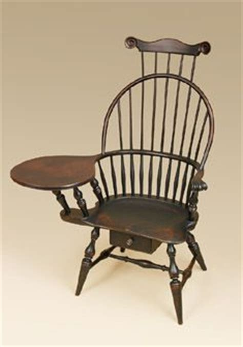 writing armchair this early american style chair