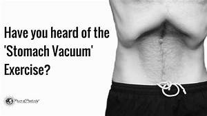 This 'Stomach Vacuum' Exercise Can Melt The Most Stubborn ...