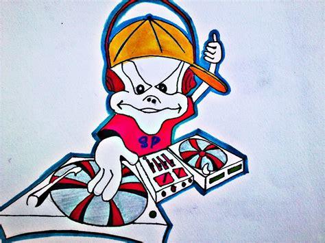 Graffiti Dj : Yazan Graffiti