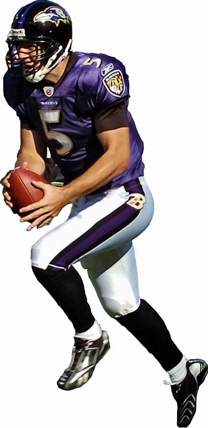 Ravens Plays Joe Sports Flacco Pass Did