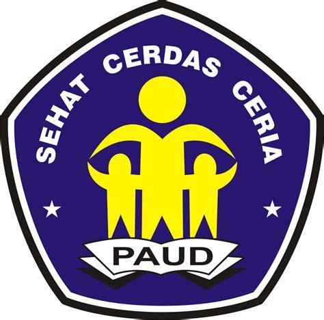 logo pendidikan anak usia dini paud logo lambang