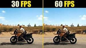 30 FPS vs. 60 FPS Gaming - YouTube