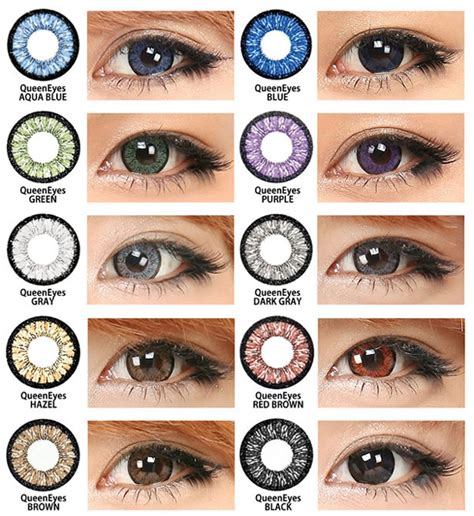 Cheap Prescribed Halloween Contacts by Color Contacts For Dark Eyes Want To Shake Things Up A