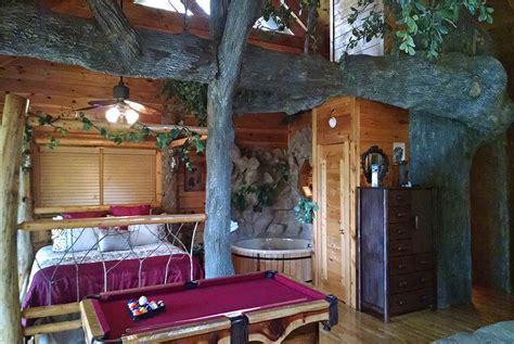 1 Bedroom Cabins Gatlinburg Tn by The Tree House 1 Bedroom Cabin Rental In Gatlinburg Tn