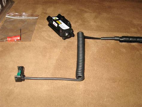 sights laser mounted rail ls1tech