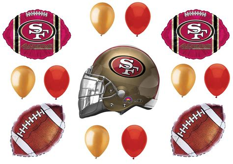 49ers Birthday Balloons HD Wallpapers Home Design