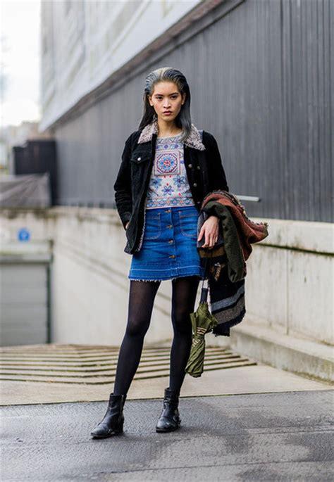 Skirt frayed denim skirt frayed denim mini skirt denim skirt blue skirt top printed top ...