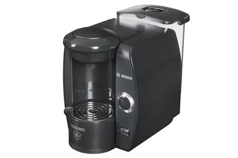 de cuisine darty cafetière à dosette ou capsule bosch tas4000 tassimo noir tassimo 3747379 darty
