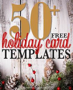 50 free holiday photo card templates moritz fine designs With free holiday cards templates