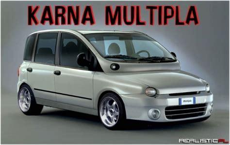 Tappezzeria Fiat Multipla by Karna Multipla