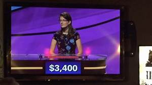 Daily Weekly Schedule Former Bend Resident Continues Her Run On Jeopardy