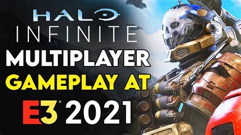 Halo Infinite Multiplayer Gameplay Hints - E3 2021 XBOX ...