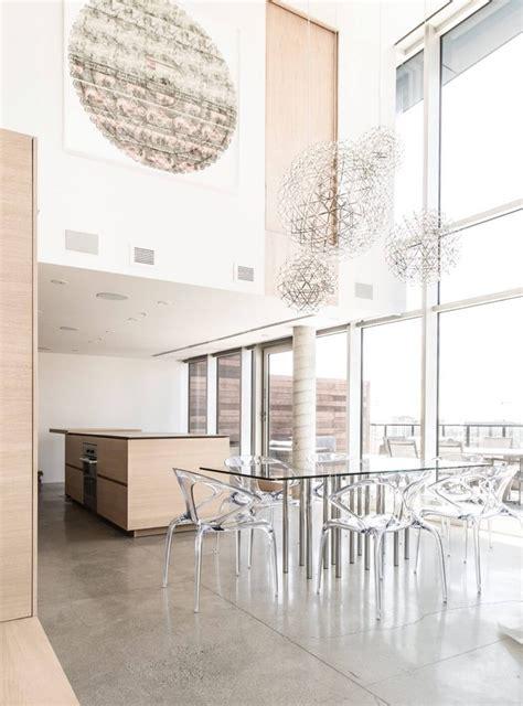 salle  manger design contemporain en  idees inspirantes