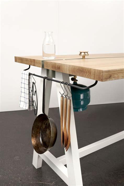 table de cuisine originale cuisine originale moderne et fonctionnelle du lendemain