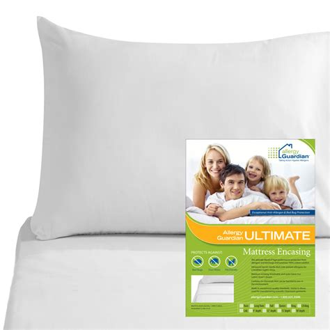 allergy care ultimate mattress cover