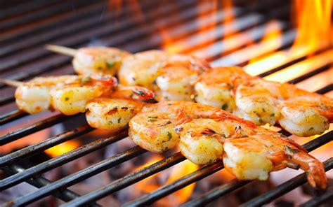 how to cook shrimp on grill how to grill seafood salt lake culinary center