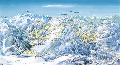 guide chambre d hote plan des pistes de risoul guide des stations ski flv fr