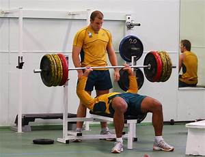 Breaking Down The Bench Press