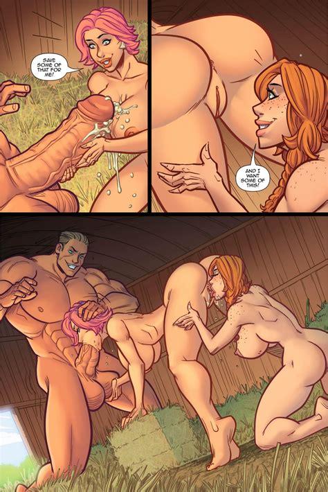 Zzz Farm Grown Summer 1 Ce • Threesome Sex Porn Comics One