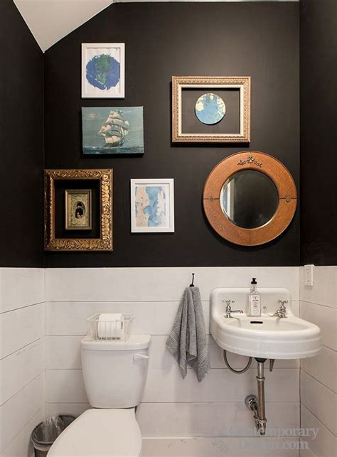 Half Bathroom Remodel Ideas by Best 10 Small Half Bathrooms Ideas On Half