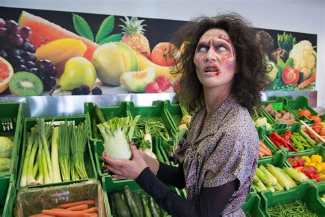 zombie zombies shopping funny buying undead vegetables quite scary decide preparedness response emergency disease actually should control plan place center