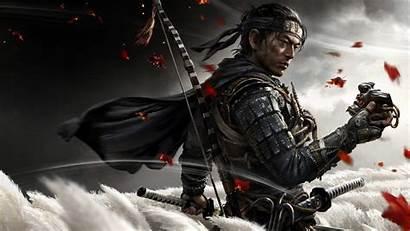 Tsushima Ghost Samurai Become Sucker Punch Comparison