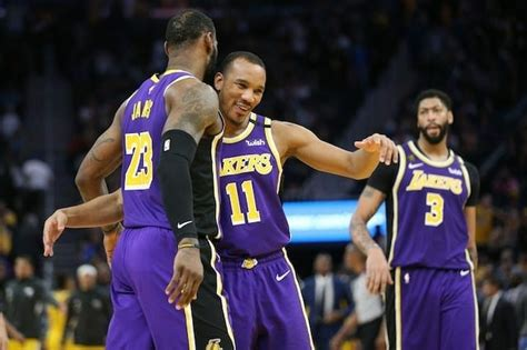 Avery Bradley Fully Confident Lakers 'Will Be Fine ...