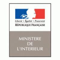 ministere de interieur logo vector eps free