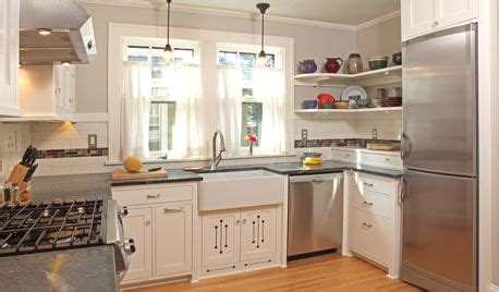 small kitchen design houzz small kitchens on houzz tips from the experts 5432
