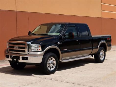 2006 Ford F 250 Super Duty King Ranch For Sale Used Cars