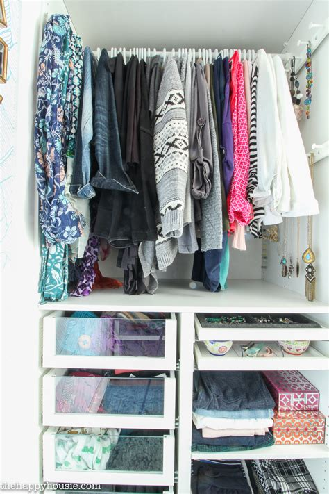 How To Organize Your Closet by 7 Tips For Completely Organizing Your Closet And Dresser