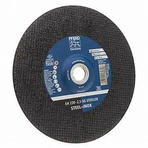 Disque A Tronconner : pack 25 disques tron onner 230mm x fers du livradois ~ Dallasstarsshop.com Idées de Décoration