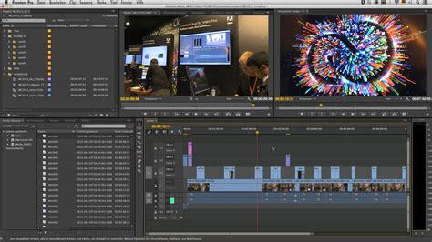 mobiles editing mit adobe premiere pro cc film tv videode