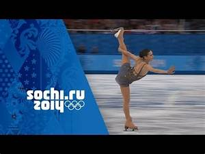 Sotnikova's Gold Medal Winning Performance - Ladies Figure ...