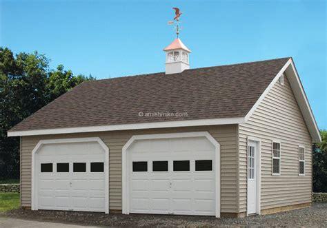 two car garage 2 car garages nj amish mike