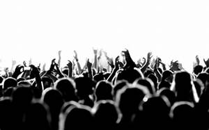 13 Party Crowd PSD Images - Party Silhouette Vector Free ...