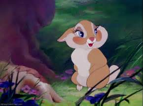 Miss Bunny From Bambi