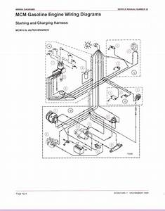 1989 Mercruiser Engine Wiring Diagram