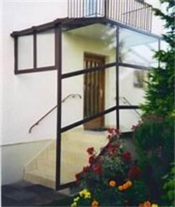 Windfang Hauseingang Aus Glas : berdachungen ~ Markanthonyermac.com Haus und Dekorationen