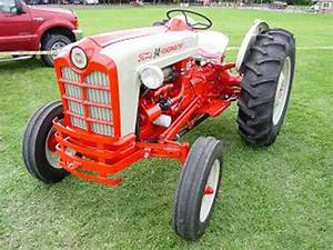 Ford Tractor Identification 601