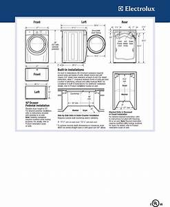 Page 2 Of Electrolux Washer Eiflw55hiw User Guide