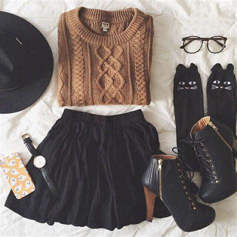 Clothing cute fashion girl hipster - image #3833658 by marine21 on Favim.com