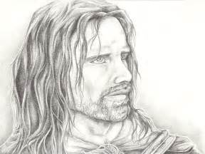 Drawings From Lord of the Rings