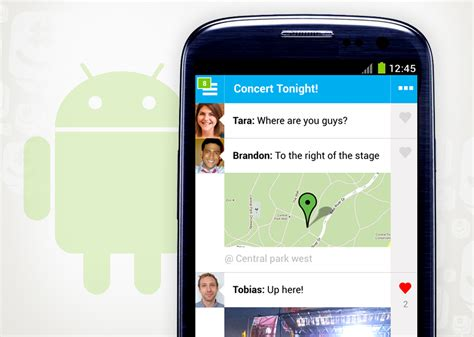 groupme for android groupme 4 0 for android brings overhauled experience